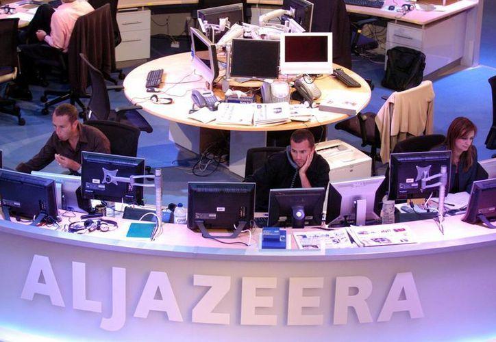 La televisora afirma ser el único medio independiente en Oriente Medio. (aljazeera.com)
