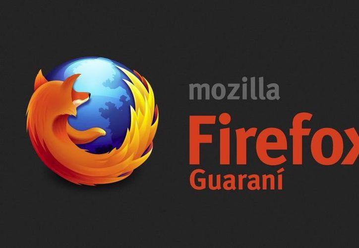 El navegador de Mizilla Firefox en lengua guaraní fue presentado este martes en la Universidad Nacional de Asunción, Paraguay. (Facebook/mozillaparaguay.org)