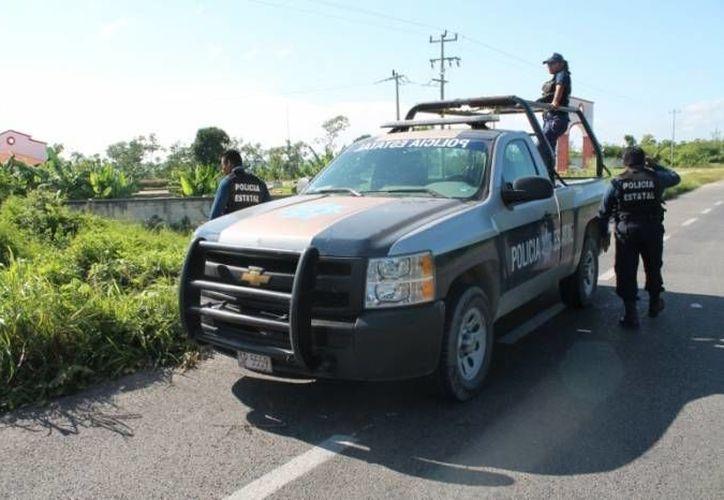 Este año se invertirán cerca de 216 millones de pesos para equipamiento, adquisición de materiales y equipos de comunicación, con el objetivo de eficientar  la labor de las corporaciones policiacas. (Archivo/SIPSE)