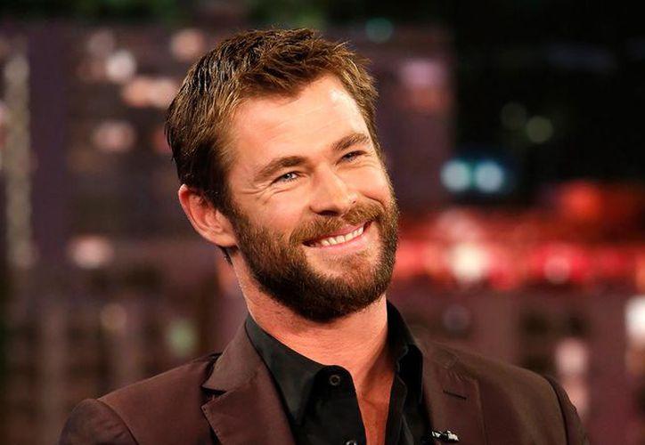 En sus redes sociales, Chris Hemsworth mostró el riguroso entrenamiento al que debe someterse. (Foto: Bankrate)