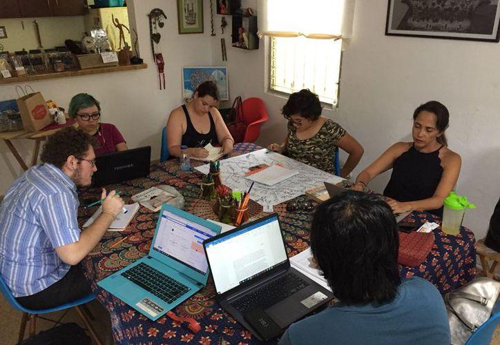 El taller está dirigido a todas aquellas personas que estén interesadas en escribir. (Redacción)