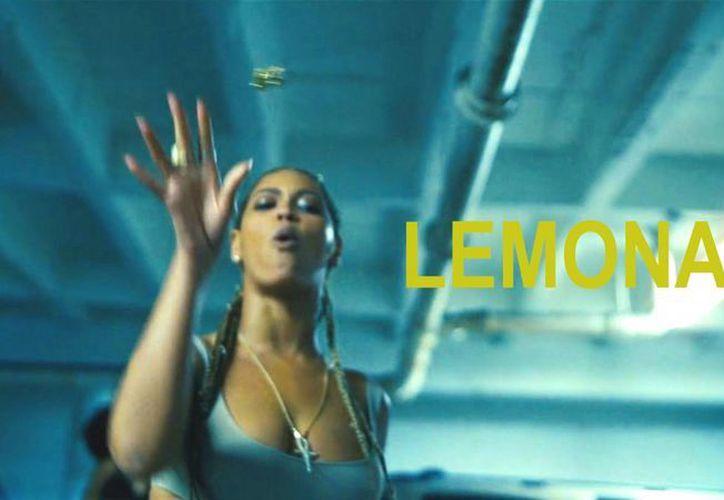 La cantante Beyoncé dio a conocer el video de su nuevo tema Sorry a través de YouTube. (Agencias/Archivo)