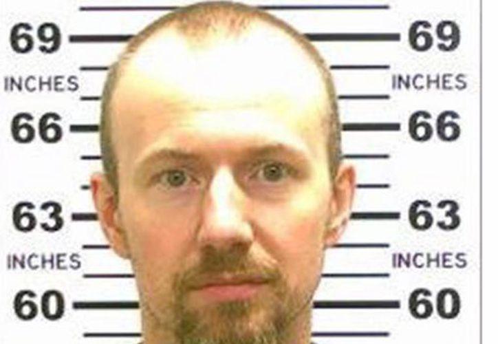 David Sweat sigue desaparecido, luego de haber escapado de una prisión de máxima seguridad en Nueva York. (EFE/Archivo)