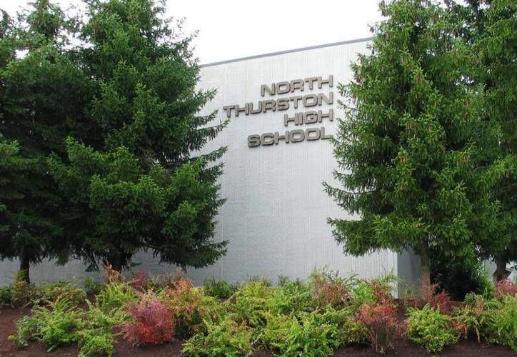 El tiroteo se registró en el Distrito Escolar de North Thurston. (heavy.com)