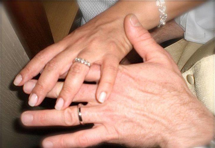 En total, la delegación Azcapotzalco casó a 135 parejas. (Imagen de contexto/noticiasdeginebra.com)
