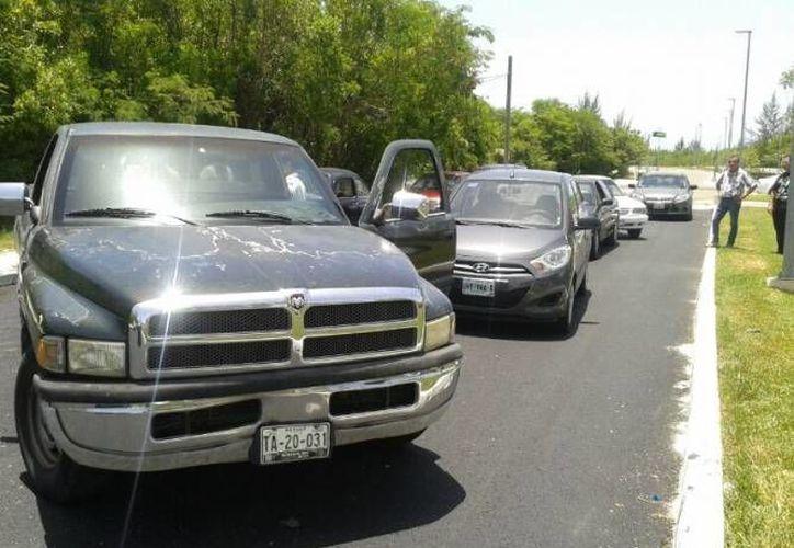 Durante el 2014 fueron desarticuladas ocho bandas que se dedicaban al robo de autos en Quintana Roo. (Redacción/SIPSE)