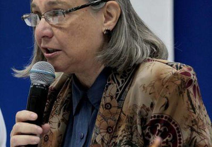 Sylvia Schmelkes se pronunció por evaluar también a los directivos escolares. (Archivo/Notimex)