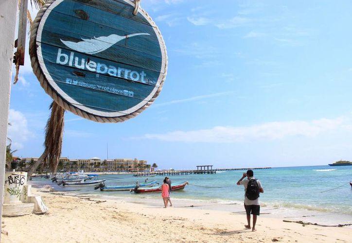 El Ayuntamiento de Solidaridad pretende mejorar la imagen de Playa del Carmen, tras la balacera en el Blue Parrot. (Octavio Martínez/SIPSE)