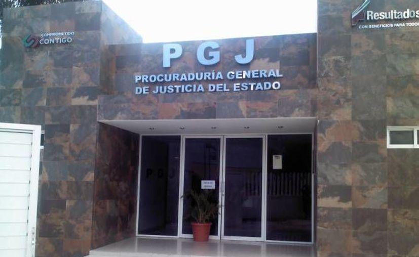 La  Procuraduría General de Justicia del Estado (PGJE) confirmó la identidad de las personas que fallecieron en el accidente. (Archivo/SIPSE)