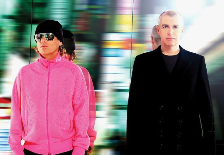 Pet Shop Boys está conformado por Neil Tennant y Chris Lowe. (olivialuna.mx/Archivo)