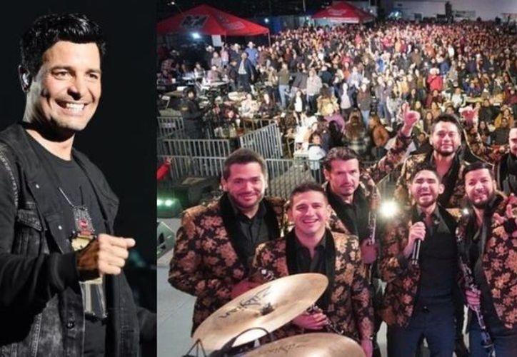 Ambos conciertos serán en el Centro de Espectáculos Montejo del recinto ferial de Xmatkuil. (Foto: redes sociales)