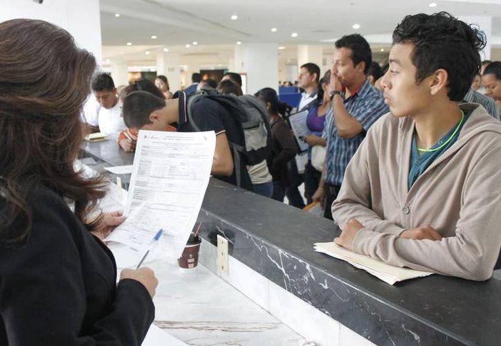 La feria del empleo se realizará de las 9 y hasta las 15 horas. (Luis Soto/SIPSE)