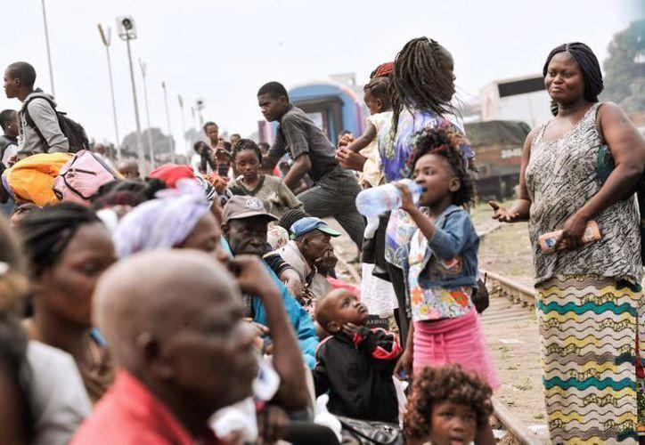 Mujeres congolesas sufren estragos de la guerra (Foto: Internet)
