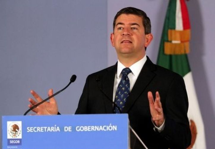 Oscar Vega: solo estaremos informando lo que se deriva de las investigaciones y procesos judiciales. (Archivo Notimex)