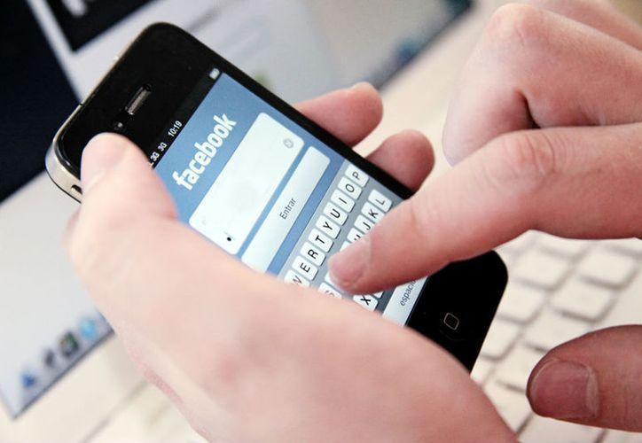 """Los cibercriminales diseñaron a una """"persona falsa"""" en las redes sociales. (Foto: Contexto)"""