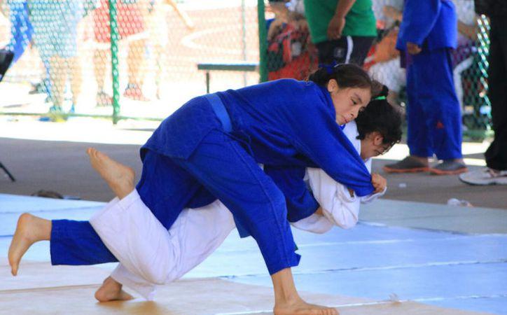 Los atletas quintanarroenses entregaron todo en el tatami para finalizar con 4 preseas de bronce. (Foto: Raúl Caballero/SIPSE)