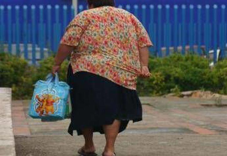 Ayer fue el Día Mundial contra la Obesidad, aunque en Cozumel no se realizó ningún acto relacionado.  (Redacción/SIPSE)