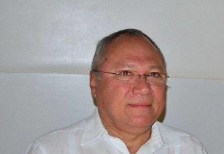 El secretario estatal de salud, Rafael Alpuche, asistirá a la reunión internacional. (Redacción/SIPSE)