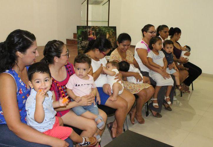 Alrededor de 35 madres son donadoras activas pero es insuficiente. (Foto: Adrián Barreto/SIPSE)