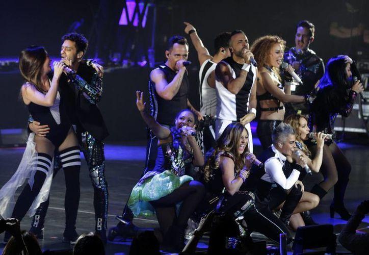 OV7 y Kabah abrieron una nueva fecha para otro concierto en la Arena Monterrey en septiembre. (Notimex)