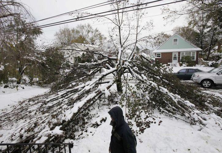 Sandy provocó más apagones que cualquier otra tormenta. (Agencias)