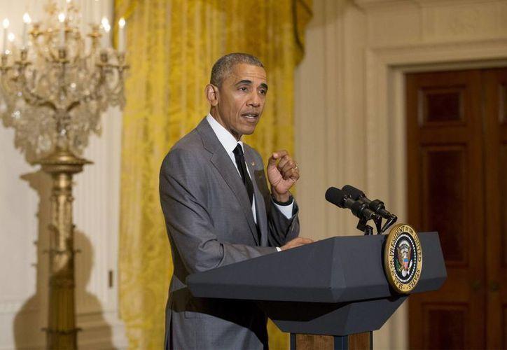 Durante su mandato, el presidente Barack Obama ha otorgado un total de 562 conmutaciones, entre ellas a 197 presos condenados a cadena perpetua. (Archivo/EFE)