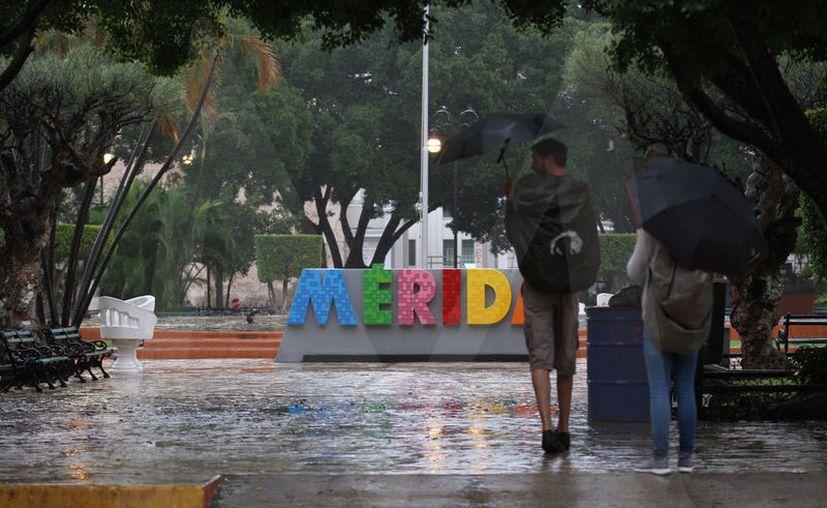 Las temperaturas mínimas oscilarían este jueves entre los 16 y 20 grados en Yucatán, de 19 a 23 grados en Campeche y de los 20 a 24 grados en Quintana Roo. (Fotos Jorge Acosta)