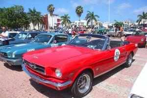 Concluye el Rally Maya en Playa del Carmen