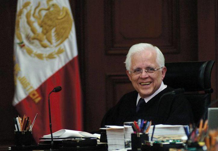 El ex ministro denunció hechos que pudieran ser delitos en agravio de sus hijos. (proceso.com.mx)