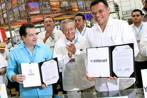 Presentes Cozumel y Riviera Maya en Tianguis Turístico.