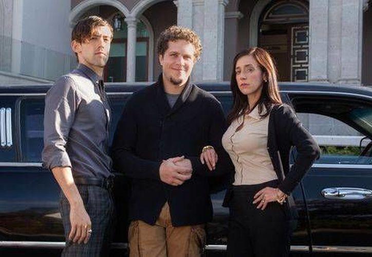 Luis Gerardo Méndez, quien protagonizó 'Nosotros los nobles', ahora lo hará con 'Club de cuervos'. (Netflix)