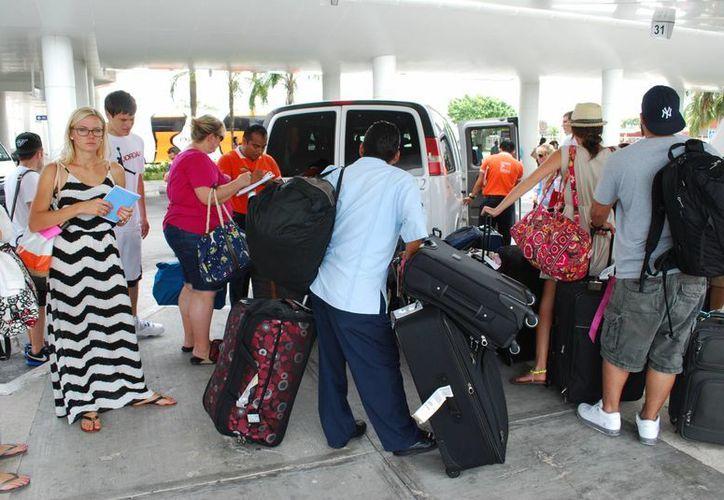 El turismo de Canadá es uno de los mercados más importantes de Cancún, de acuerdo con las autoridades del sector. (Tomás Álvarez/SIPSE)