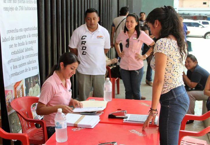 ''Este martes es el último día que estaremos en Chetumal''. (Carlos Horta/ SIPSE)