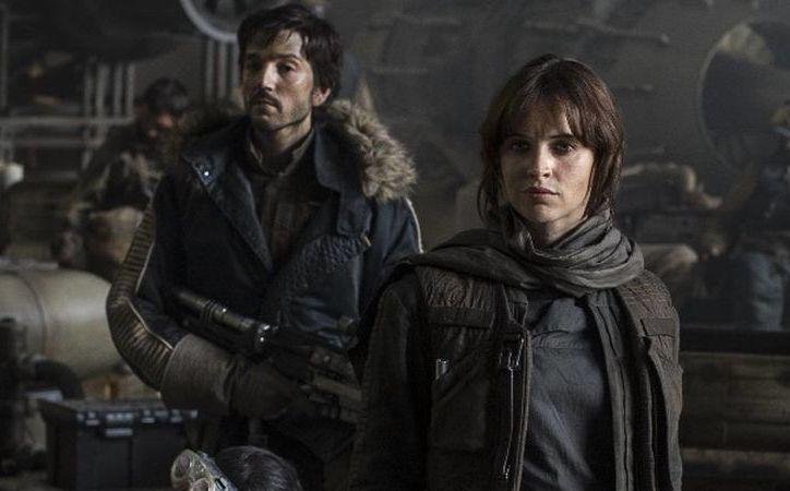 En Star wars: Rogue one, Diego Luna (foto) interpreta al Capitán Cassian Andor, uno de los líderes rebeldes que buscan robar los planos de la Estrella de la Muerte.(playerslink.la)