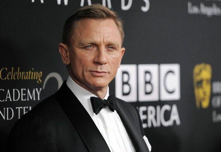 Según el tabloide New York Post, Daniel Craig obtuvo su licencia poco antes del estreno de Skyfall. (Agencias)