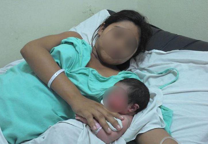En el Estado, cinco de cada 10 partos se realizan vía cirugía, rebasando por mucho la cifra recomendada por la OMS, que es de 20 por ciento. (SIPSE)