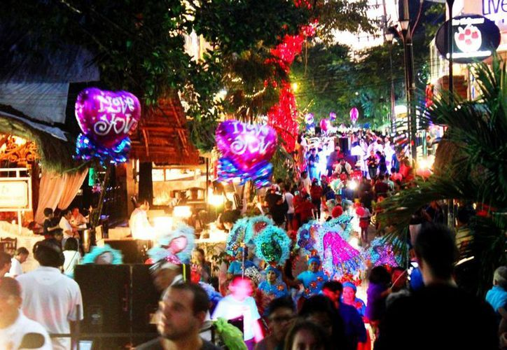 El Carnaval de Playa del Carmen este año no recorrerá la Quinta Avenida. (Daniel Pacheco/SIPSE)