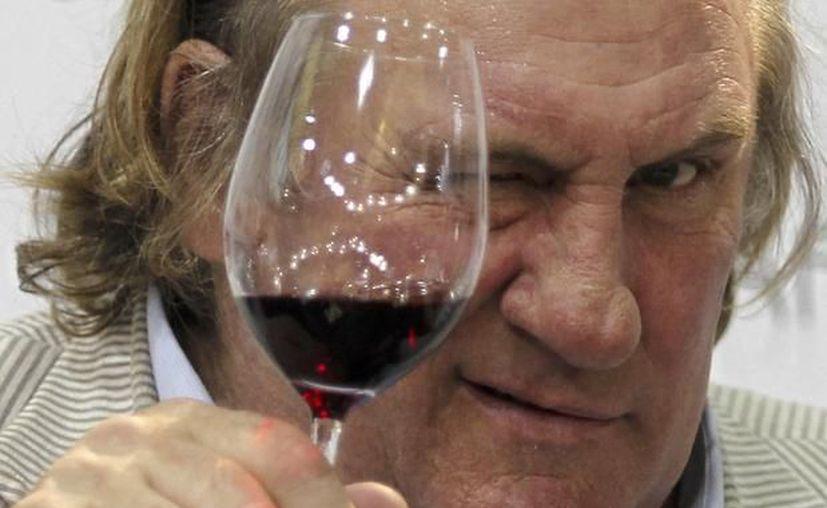Gérard Depardieu debe su éxito al sistema francés de promoción del cine, señaló la titular de Cultura. (Agencias)