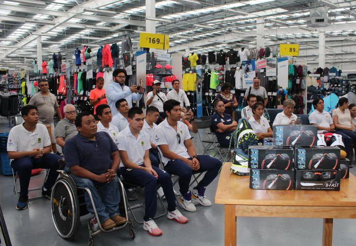 47 deportistas representarán a Yucatán en evento nacional.