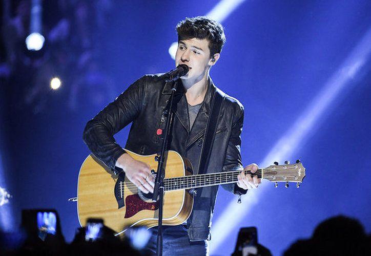 Shawn Mendes resultó el mandamás en la 24 edición de los premios europeos EMA. (Getty Images).
