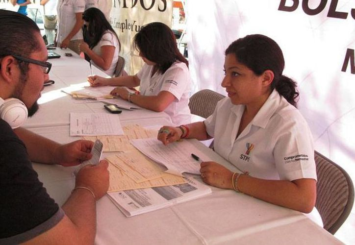 La tasa de desempleo de Yucatán es la segunda más baja del país, de acuerdo con los datos de la Secretaría del Trabajo del Estado. La imagen es de contexto. (Milenio Novedades)
