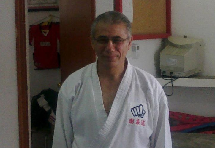 Fernando Hernández fue presidente de la Asociación Yucateca de Karate. (SIPSE)