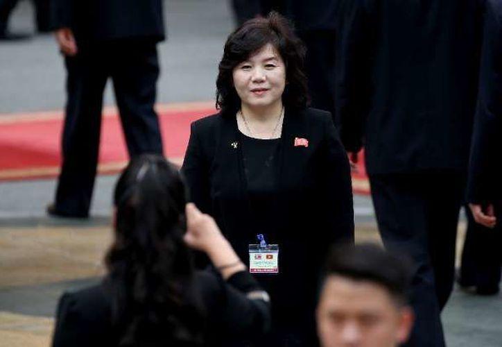 Corea del Norte contempla suspender diálogo con Estados Unidos (Foto: Notimex)