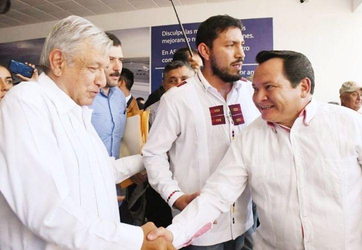 El Presidente viene a Yucatán a escuchar la problemática que afronta la gente en las comunidades.