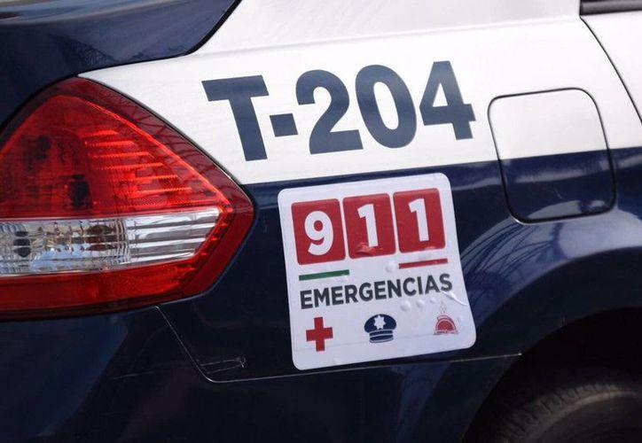 Las autoridades piden que no se use el número de emergencia para dar información falsa o hacer bromas. (twitter.com/josedrgc)