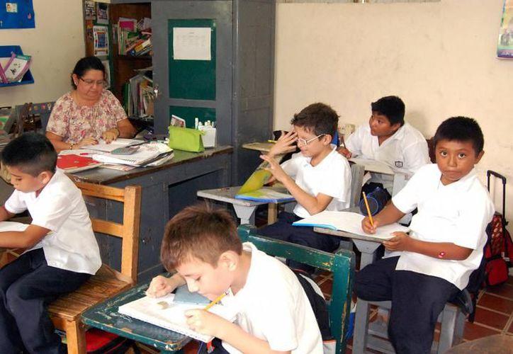 En Progreso se ha registrado mayor ausencia de alumnos por la enfermedad (Imagen ilustrativa/ Milenio Novedades)