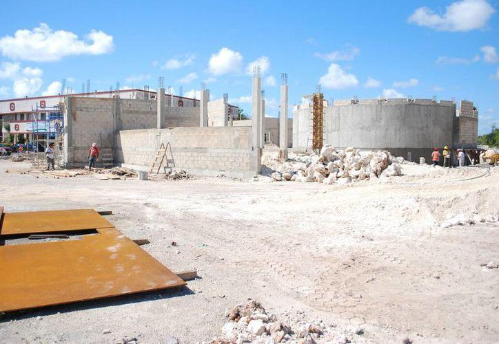 Empeora la liquidez de las empresas constructoras en el estado. (Tomás Álvarez/SIPSE)