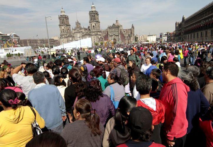 La expectativa de vida para México es de 83.2. (Archivo/Notimex)