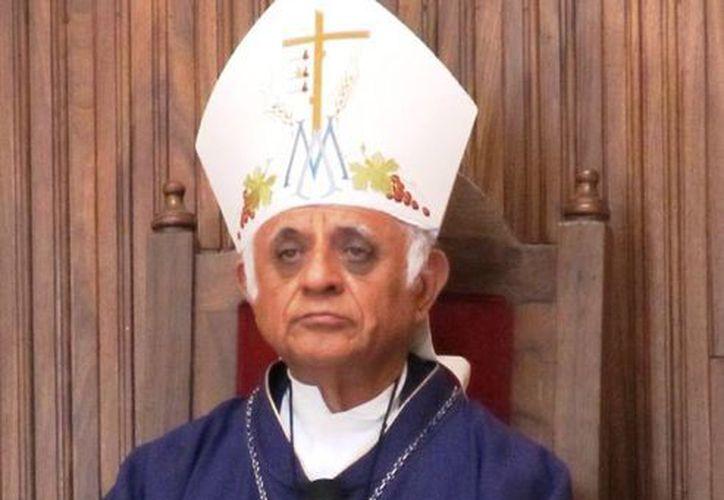 El prelado dijo que la presencia del Ejército y Marina no ha servido de mucho. (1plana.com)