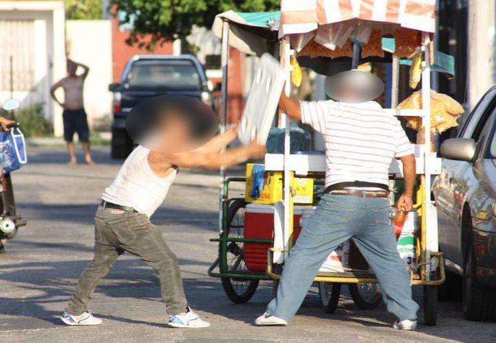 Buscan que las disputas entre vecinos de Mérida no lleguen a la fiscalía estatal.  (Archivo/SIPSE)